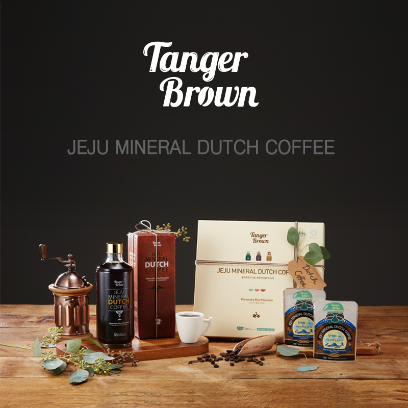 JEJE MINERAL DUTCH COFFEE